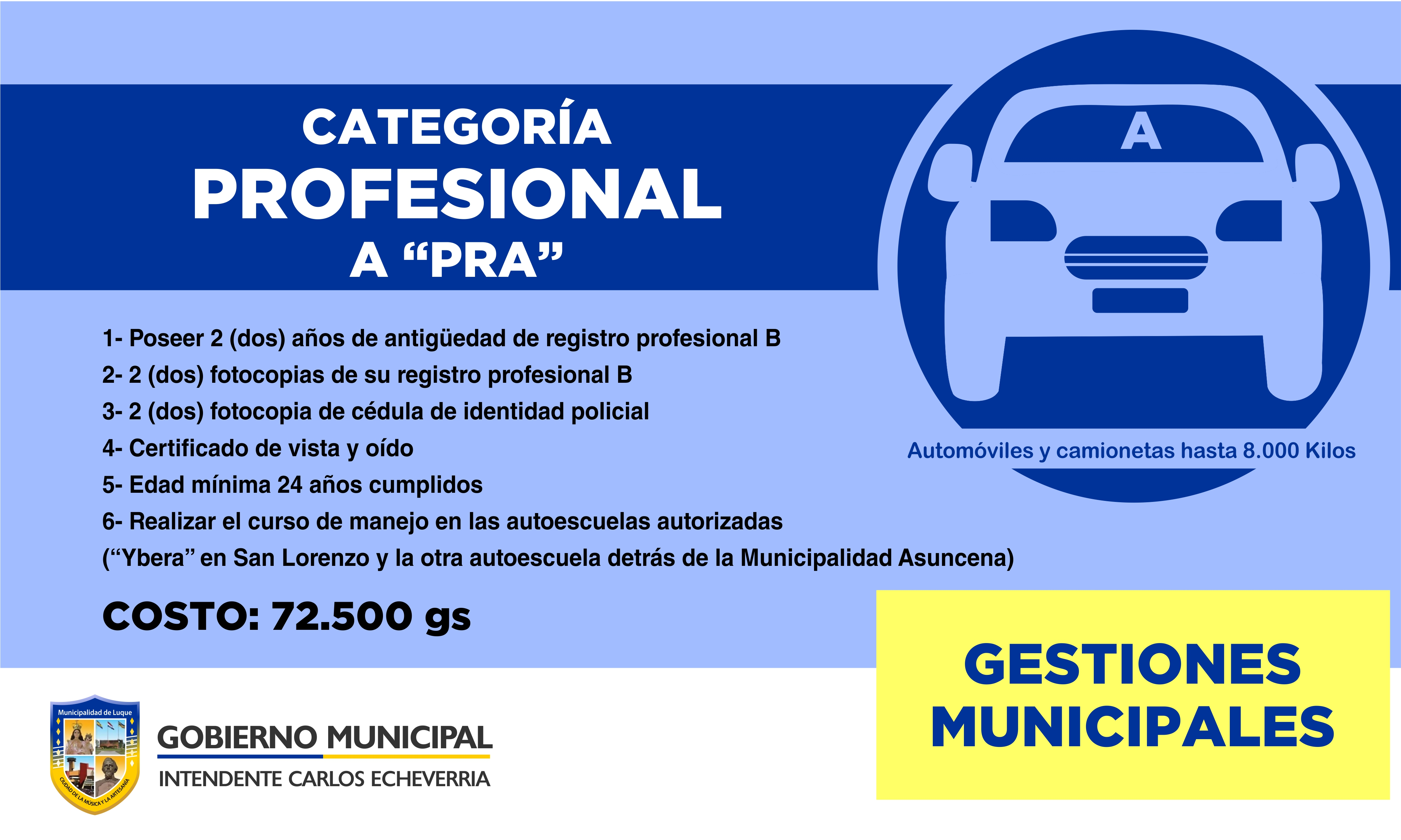 profesional a